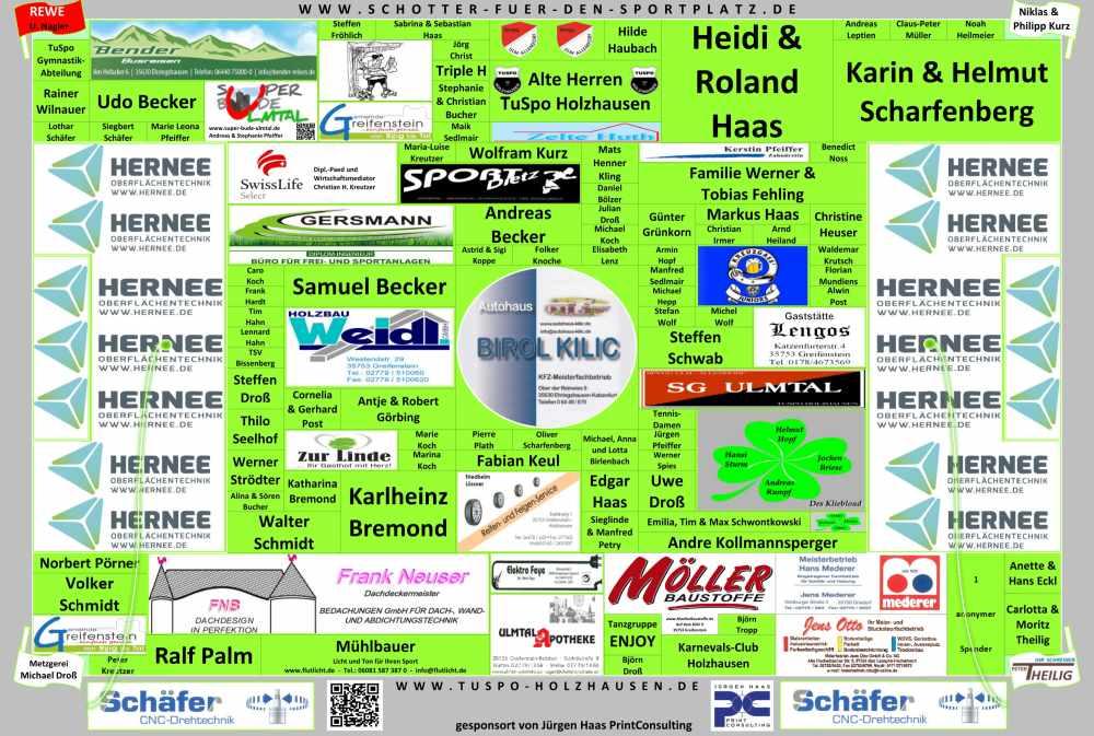 Feldpaten - TUSPO Holzhausen