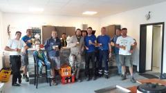 Sportheim-Sanierung - 7. Update